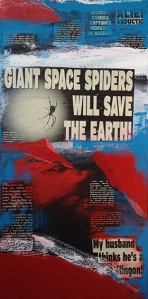 Giant Space Spiders