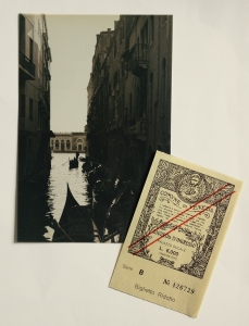 Venice ticket