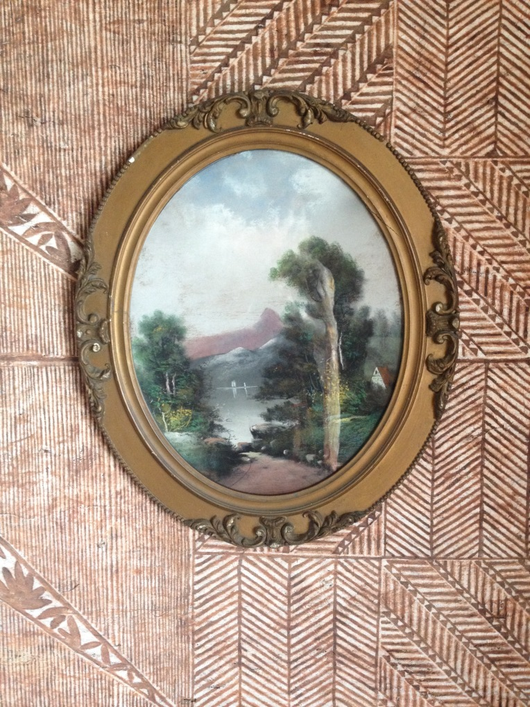 RLS Museum wall