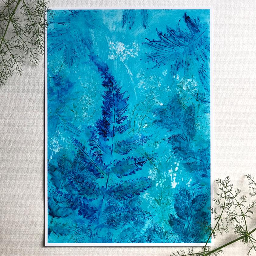 Blue Fern for FELT3