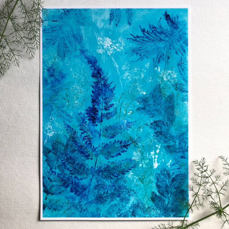 Blue Fern for FELT3