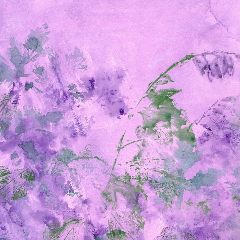 Lilac Garden for FELT5