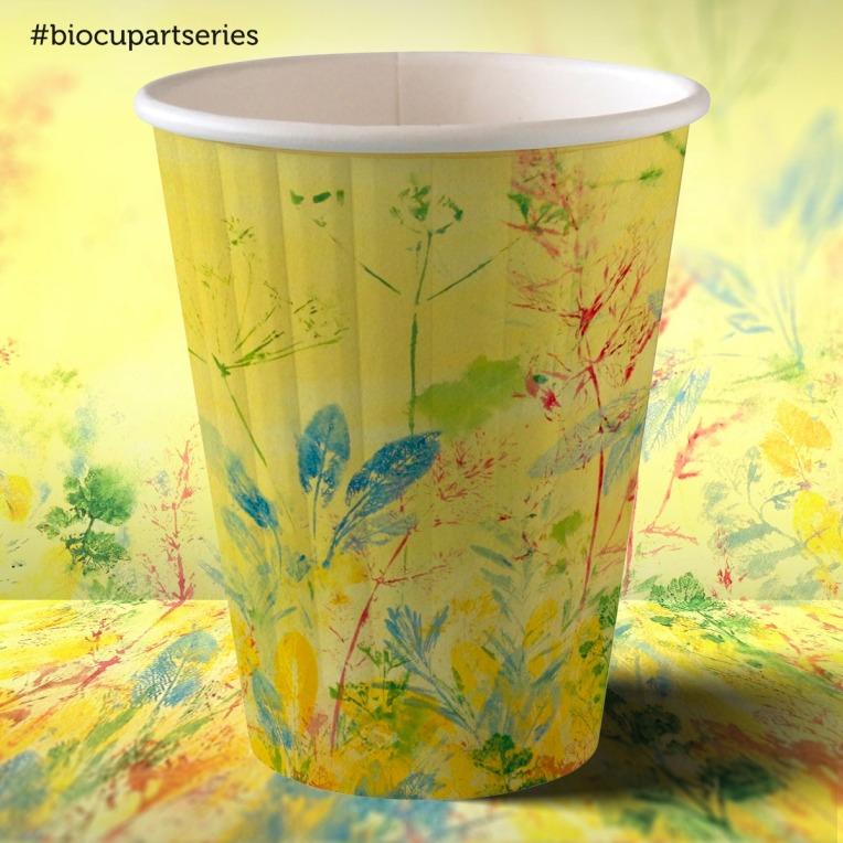 Winter Herbal BioPak cup